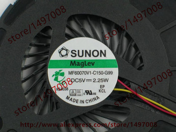 SUNON MF60070V1-C150-G99 DC 5V 2.25 W Server Ventilators ventilators