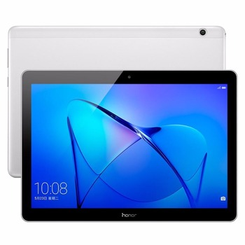 Oriģinālo Tablešu 9.6 collu Huawei MediaPad T3 10 AGS-W09 Tablet PC 2GB 16GB EMUI 5.1 Qualcomm SnapDragon 425 Četrkodolu 4x1.4GHz